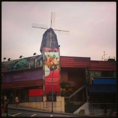 Photo taken at Holland Village by Dome W. on 5/7/2013