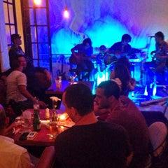 Photo taken at UMBRA Bar & Lounge by Foodism K. on 9/10/2014