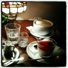 Photo taken at Caffé del Saggio by Lenka H. on 2/3/2013