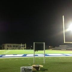 Photo taken at Yager Stadium by John H. on 2/3/2013
