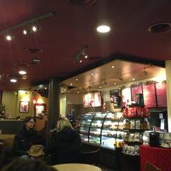 Photo taken at Starbucks by Rostislav P. on 12/1/2012