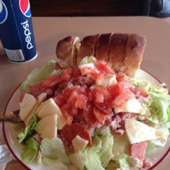 Photo taken at Aniello's Pizzeria by Tommy B. on 5/9/2013