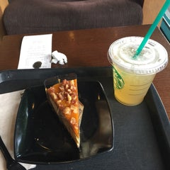Photo taken at Starbucks by Shasha R. on 10/21/2015