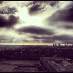 Photo taken at Hyatt Regency Century Plaza by Brian K. on 12/3/2012