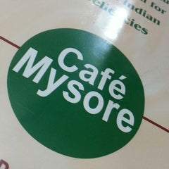 Photo taken at Café Mysore by Anuroop C. on 8/30/2014
