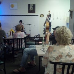 Photo taken at Sweet Pea Cafe by Beirne on 8/24/2013