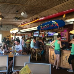 Photo taken at Kalypso Island Bar & Grill by Danny O. on 9/23/2015