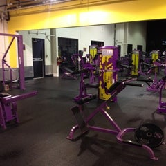 Photo taken at Planet Fitness by Brian S. on 11/6/2012