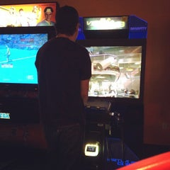 Photo taken at GameWorks by Jaimarie G. on 9/2/2014