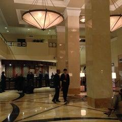 Photo taken at Sheraton Pentagon City Hotel by Julian A. on 5/5/2013
