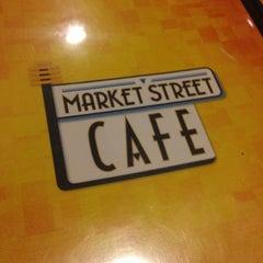 Photo taken at Market Street Cafe by Johnnie W. on 5/22/2013