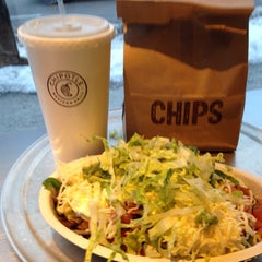 Photo taken at Chipotle Mexican Grill by Michael M. on 2/16/2014