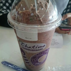 Photo taken at Chatime by NF on 11/10/2014