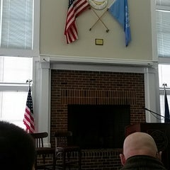 Photo taken at New England College by Donald L. on 2/28/2015