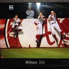 Photo taken at Rhoads Stadium by Vasha H. on 4/5/2014