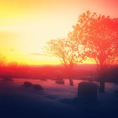Photo taken at St. Augustine Cemetery by L🌀st on 12/26/2012