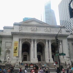 Photo taken at New York Public Library - Andrew Heiskell Braille & Talking Book Library by Norha I. on 10/14/2014