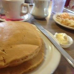 Photo taken at Aunt Martha's Pancake House by Andrea S. on 9/15/2013