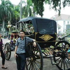 Photo taken at Museum Kota Tua by Heru M. on 10/18/2014