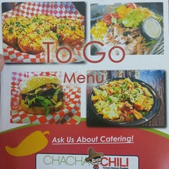 Photo taken at Cha Cha Chili by Christopher G. on 3/15/2014