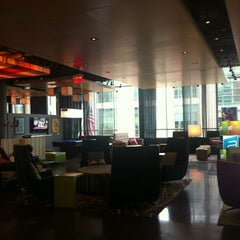 Photo taken at Aloft Washington National Harbor by Robert N. on 4/15/2013