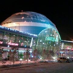 Photo taken at Astana International Airport (TSE) by Nikolay D. on 12/21/2012