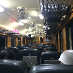 Photo taken at สถานีรถไฟบางแก้ว (Bang Kaeo) SRT4331 by Tittle K. on 12/19/2014