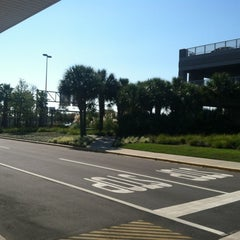 Photo taken at Pensacola International Airport (PNS) by Sky S. on 10/8/2012