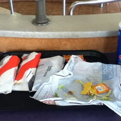 Photo taken at Taco Bell by Steven R. on 4/7/2013