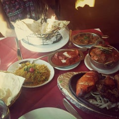 Photo taken at Little India Restaurant by Gaby N. on 7/10/2015