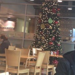 Photo taken at The Cafe At Central Market by Casey C. on 11/11/2012