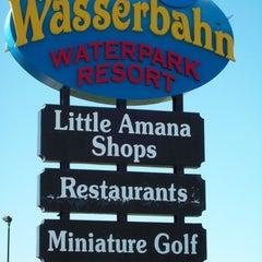 Photo taken at Ramada Williamsburg and Wasserbahn Waterpark Resort by Ramada Williamsburg and Wasserbahn Waterpark Resort on 9/23/2014