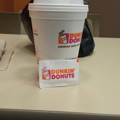 Photo taken at Dunkin' Donuts by Adrian &. on 10/26/2013