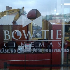 Photo taken at Bow Tie Cinemas Hoboken by Keith M. on 7/10/2013