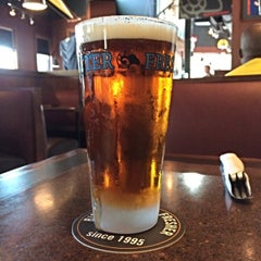 Photo taken at RAM Restaurant & Brewery by Chris B. on 8/17/2015