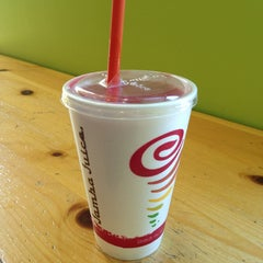 Photo taken at Jamba Juice by Camille V. on 3/30/2013