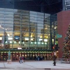 Photo taken at Van Andel Arena by Cheryl H. on 1/1/2013