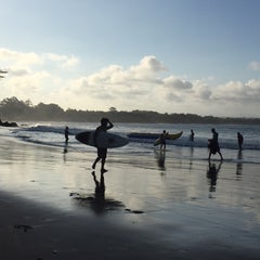 Photo taken at Pantai Batu Karas by Eliza C. on 8/29/2015