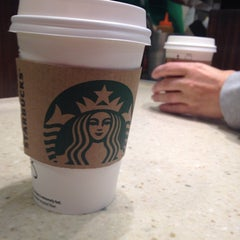 Photo taken at Starbucks by Courtney G. on 10/15/2014