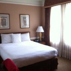 Photo taken at The Prescott Hotel by Fernando O. on 10/13/2012