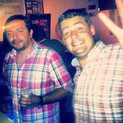 Photo taken at BARZERO by Cristian V. on 2/9/2014