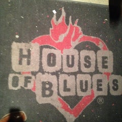 Photo taken at House of Blues by Matt B. on 2/17/2013