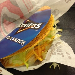 Photo taken at Taco Bell by Mike R. on 3/7/2013