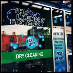 Photo taken at Laundry Factory by Craig B. on 1/10/2013