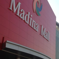Photo taken at Madina Mall مدينة مول by Basit U. on 10/30/2012