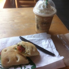 Photo taken at Starbucks by Gladys L. on 6/25/2013