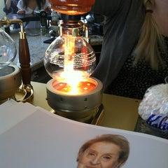 Photo taken at Cafe Demitasse by Nina S. on 5/11/2013