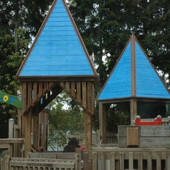 Photo taken at Kitsap Kids Playground by Lisa J. on 4/30/2013