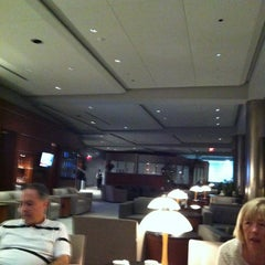 Photo taken at Admirals Club by Pam H. on 12/29/2012