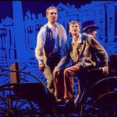 Photo taken at Театр мюзикла by Artem L. on 11/19/2012